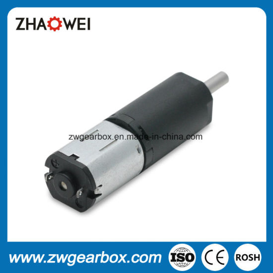 3V Low Rpm Printers Gear Motor with Small Planetary Gearbox pictures & photos
