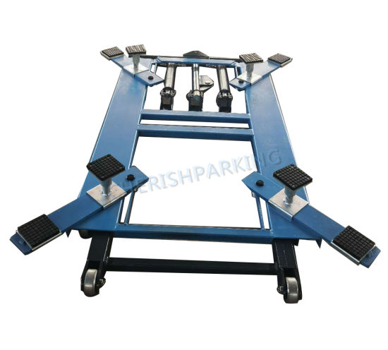 Portable Hydraulic Scissor Auto Car Parking Lift with Ce