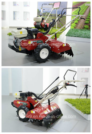 Small Power Tiller, Mini Tiller, Gasoline Power Rotary Cultivator, China Tractor pictures & photos