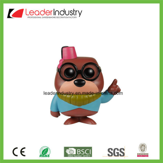 Polyresin Craft Gifts Bobblehead Dog Figurine for Promotion Gift and Home Decoraiton pictures & photos