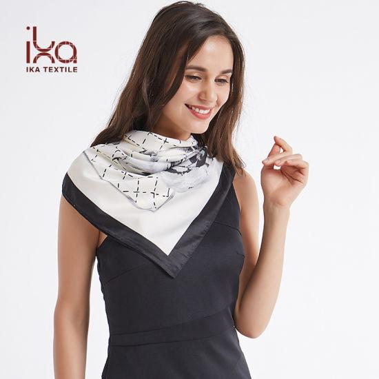 New Women Scarves Printed ladies Large Hijab Women Headscarf Girls Evening Wrap