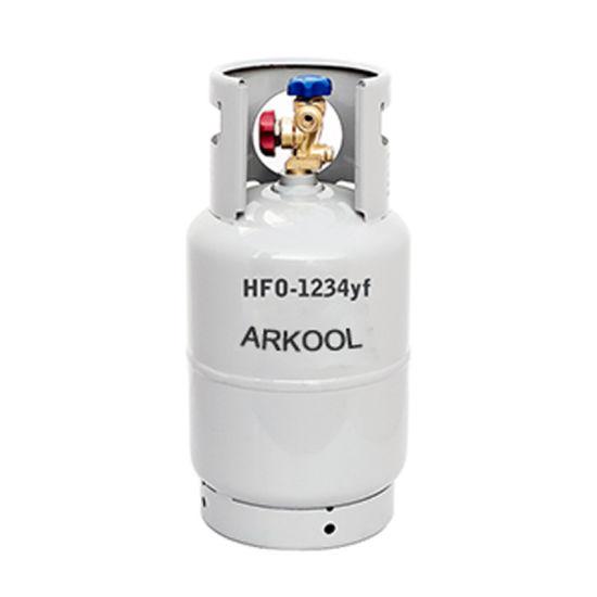 China Gas R404A/R407c/R410A/R134A/R22 Refrigerant - China