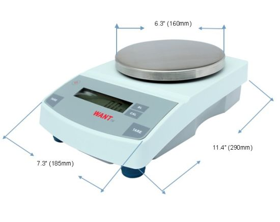 3kg 0.1g Weighing Scales with RS232 pictures & photos