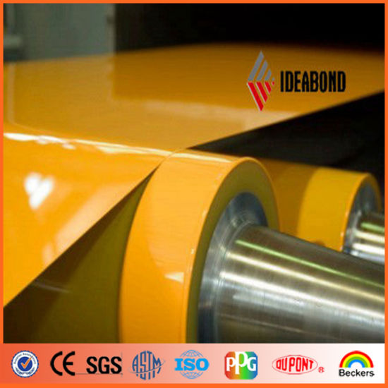 1240mm PE Coating H16/H18 Aluminum Color Coil Factory in China pictures & photos
