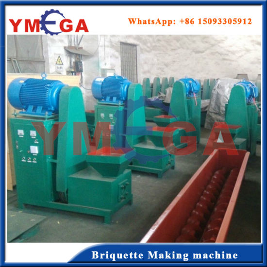 Top Quality From China Automatic Sawdust Log Making Machine pictures & photos