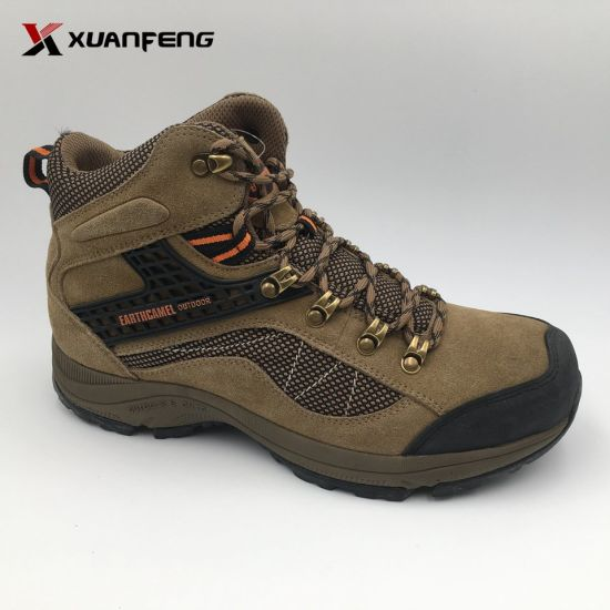 Wholesale Men's Outdoor Waterproof Sports Boots
