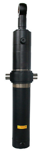 Welded Hydraulic RAM Cylinder for Electric Stacker