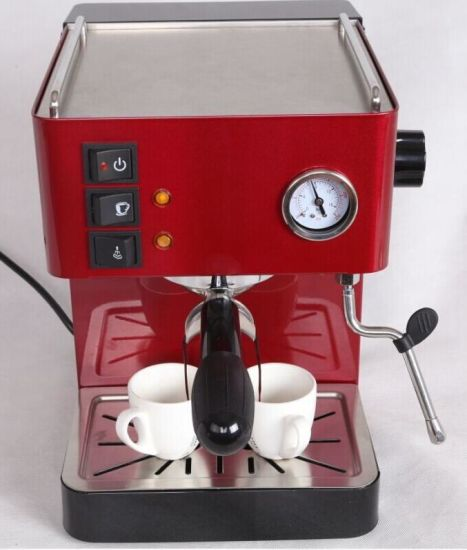 Commercial/ Home Espresso Coffee Maker pictures & photos