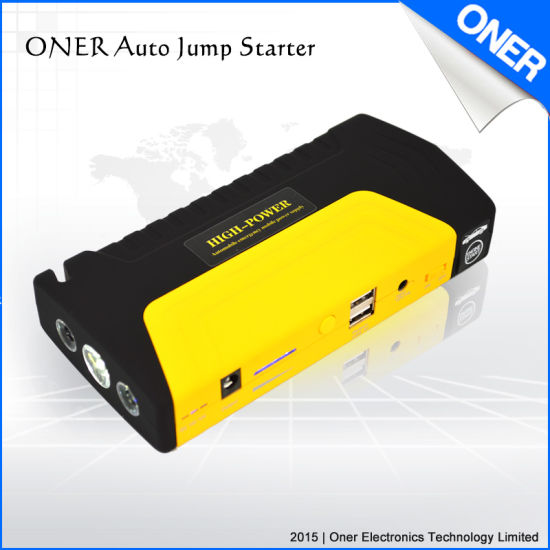 China Portable Power Booster Car Jump Starter For Gasoline Diesel China Battery Power Booster Jump Starter And 12v 24v Jump Starter Price