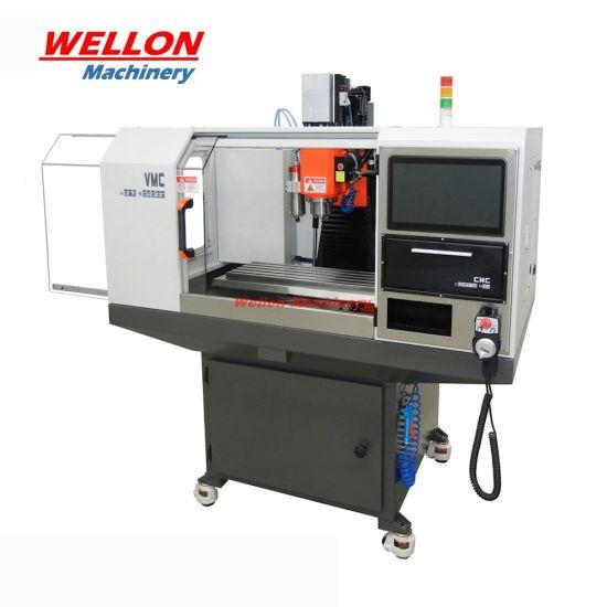 CNC Hobby Milling Machine with Cheap Price (SVM-2VM Hobby CNC Mill Machine)