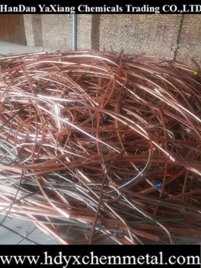 Copper Wire Scrap 99.99% with Good Quality