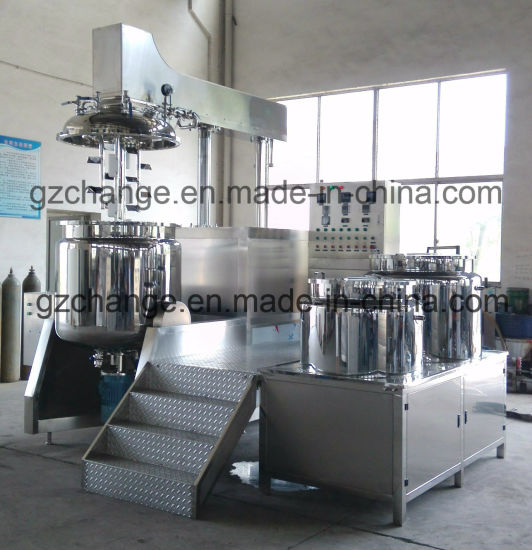 High Class Cosmetics Cream Producing Equipment pictures & photos