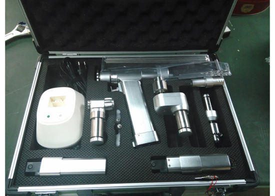 Electric Operating Room Equipment Surgical Multi Functional Drill and Saw pictures & photos