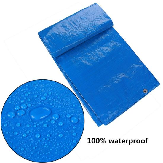 HDPE Tarpaulin Cover Cloth for Waterproof pictures & photos