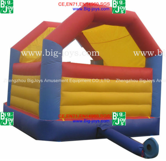 Inflatable, Bounce House, Jumping Castles (DJIBMC07) pictures & photos