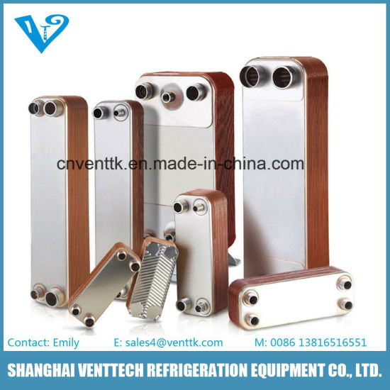 China Copper Brazed Plate Heat Exchanger - China Heat Exchanger ...