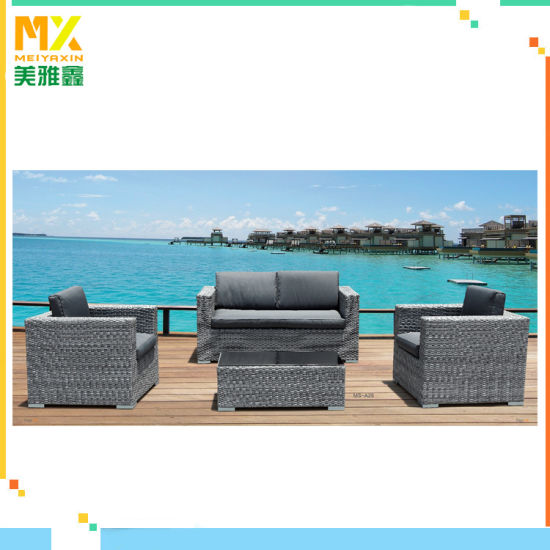 Specific Use and Rattan / Wicker Material Outdoor Patio Furniture pictures & photos