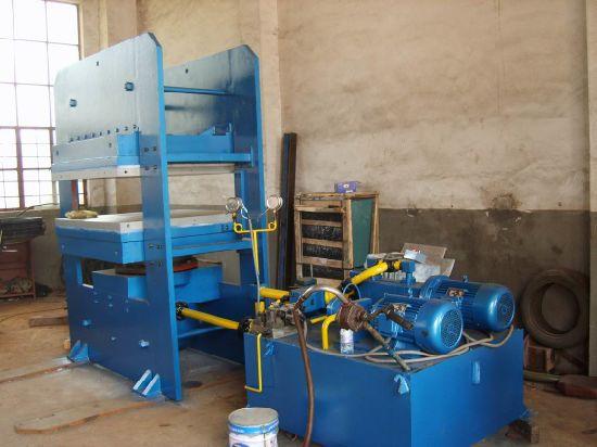 Hydraulic Rubber Vulcanizer Press Machine