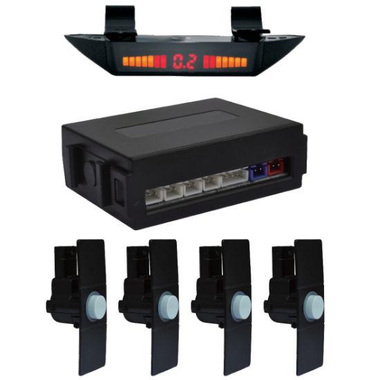 with Easy Install Sensors and LED Displayer OEM Parking Sensor