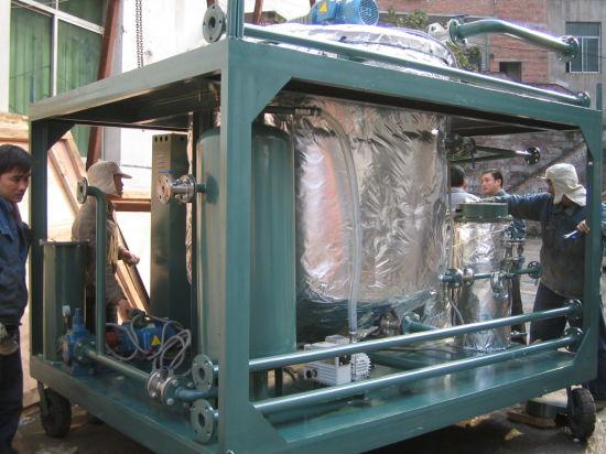 Lye Black Car Engine Oil Distillation System