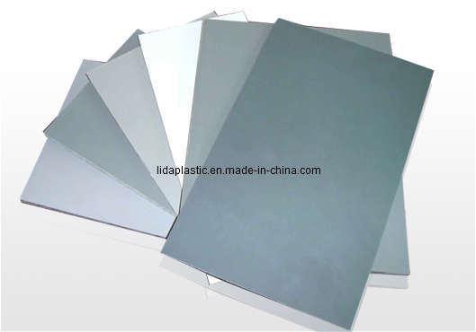 UV Stabilized PVC Sheet
