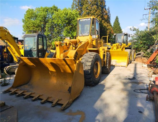 Good Condition Cheap Price 950b Wheel Loader on Sale, Used Cat Front Loader 950b 950e 950f 950g 950h Payloader on Promotion