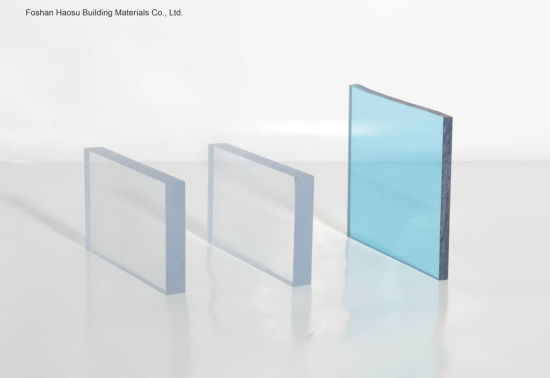 China Opal Polycarbonate Solid PC Sun Sheet pictures & photos