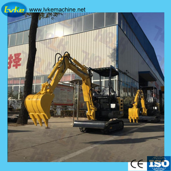 Mini Construction Machinery Crawler Hydraulic Excavator Compact Digger pictures & photos