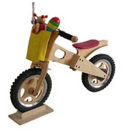 Classical Police Wooden Kids Bike pictures & photos
