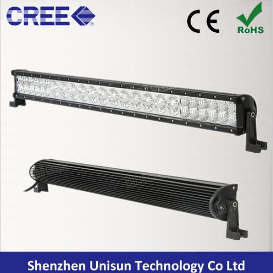 "24V Waterproof 40"" 248W CREE LED Light Bar for 4X4"
