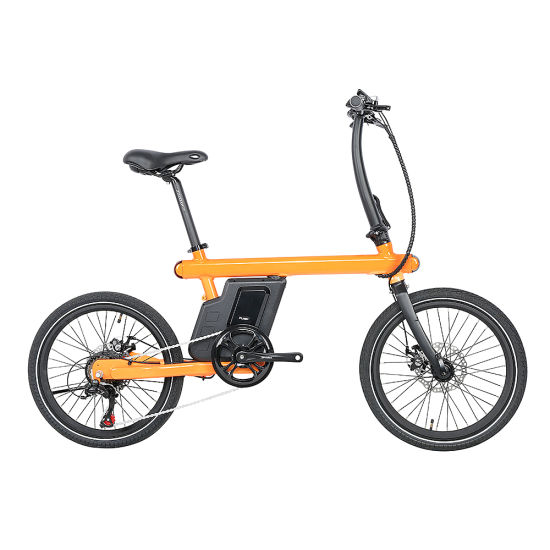 Leichten Mini City Ebike 250W Hub Driver 36V/7.8ah 6 Gears E-Bicycle with CE Certificate