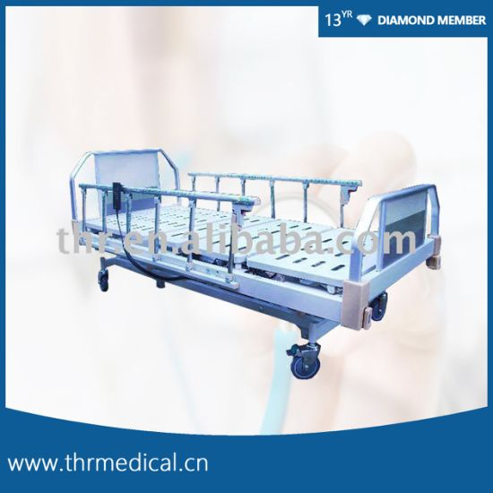 Five Function Electric ICU Hospital Bed (THR-EB513)