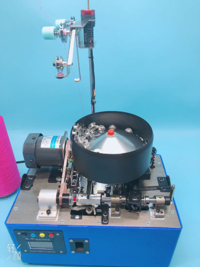 Hot Selling Popular Full Automatic Coil Winding Machine for Computerized Embroidery Machine