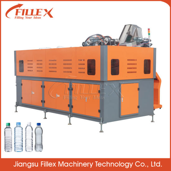 Full Automatic 2caivty 4 Cavity 6cavity Water Juice Bottle Blow Moulding Making Machine
