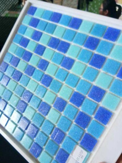 Mosaic Tile Rustic Tile Swimming Pool