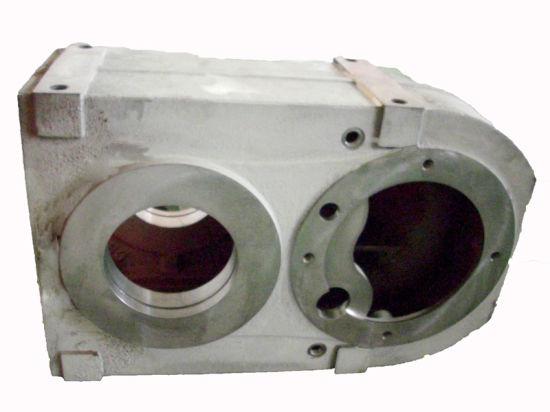 Machining Housing (14) CNC Machining Parts Motor Barrel Parts