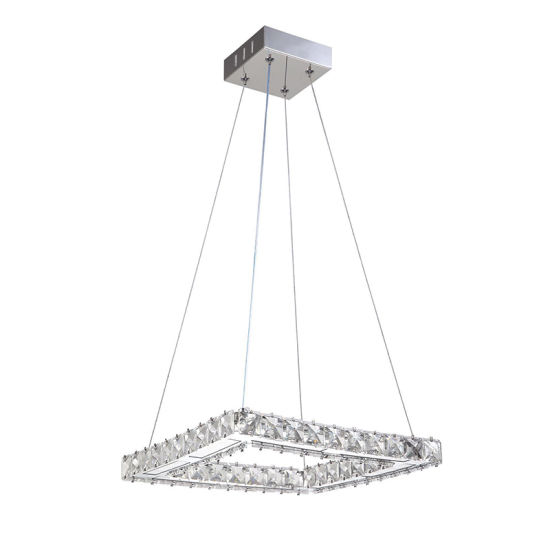 Modern European Luxury Crystal Chandelier for Home Decoration Light