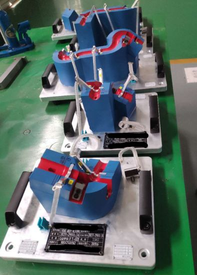 China Leading Manufacturer of Checking Fixture for Volvo Tubes Assembly