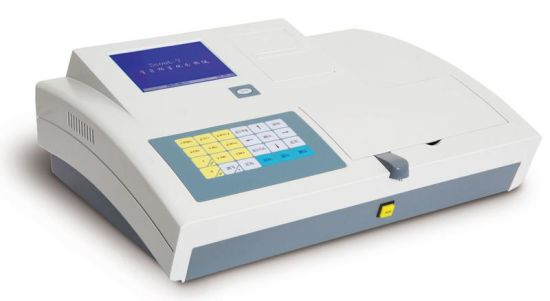 Portable Cheap Lab Equipment Clinical Semi Automatic Biochemistry Analyzer pictures & photos