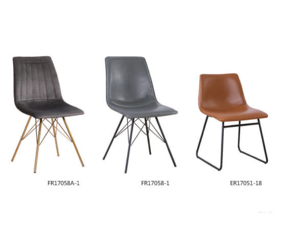 Factory Supply Directly Wholesale Furniture Wooden Metal Styled Chair Customized