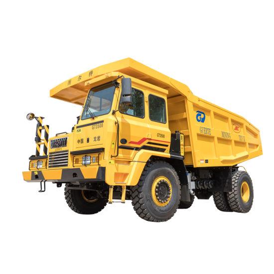 Mining Tipper 430HP 4X2 Truck