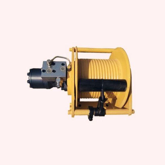 China 0.8 Ton 1 Ton 1.5 Ton 2 Ton Hydraulic Winch for Drilling Rig/Machine