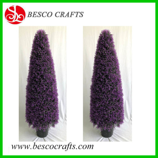 China Outdoor Artificial Potted Topiary