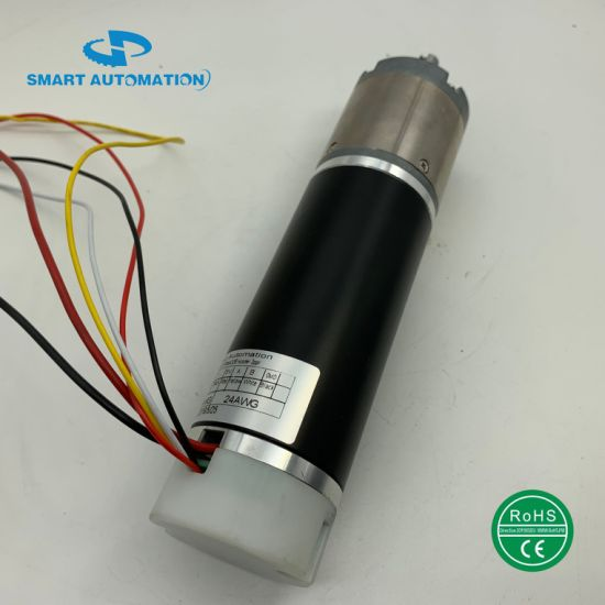 42mm Automatic Windows Door Opener / Closer DC Motor Option 2PPR Magnetic Encoder, Used Fo Door Open and Close