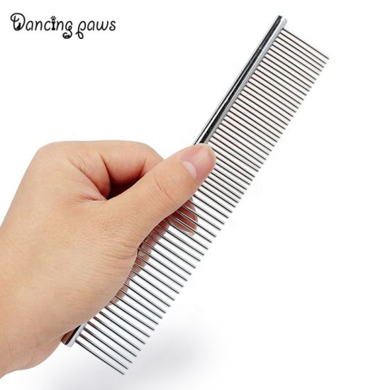 Guaranteed Quality Stocked Stainless Steel Wire Pet Grooming Brush Tool