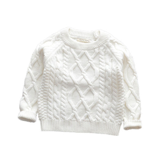 [Hot Item] Europe Style Baby Jumper Knitted Sweater Knitwear Pullover Sweater