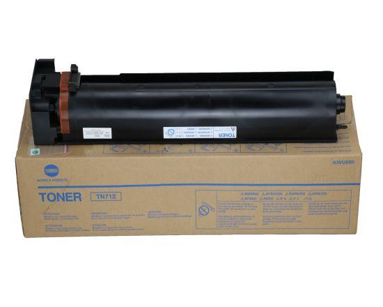 New Compatible Toner Cartridge Tn712 for Konica Minolta Bizhub 654/654e/754/754e