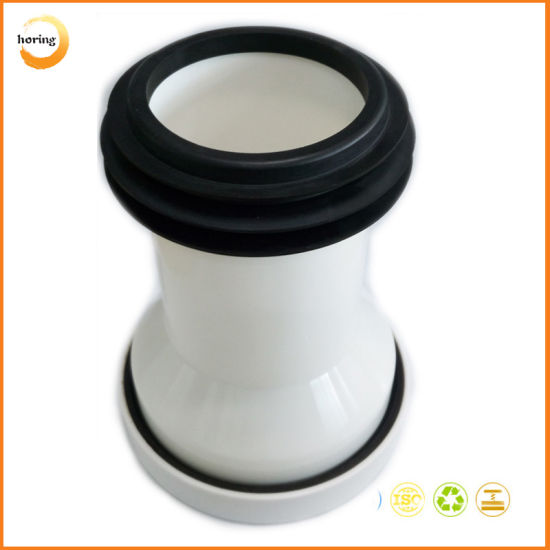 Drain Pipe Fitting Plumbing Ceramic Toilet Pan Connection Pipe & China Drain Pipe Fitting Plumbing Ceramic Toilet Pan Connection Pipe ...