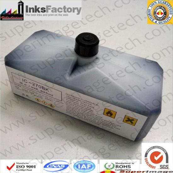 Domino Cij Inks/Domino Mc-252wt/IC-270bk/IC-280bk/IC-291bk