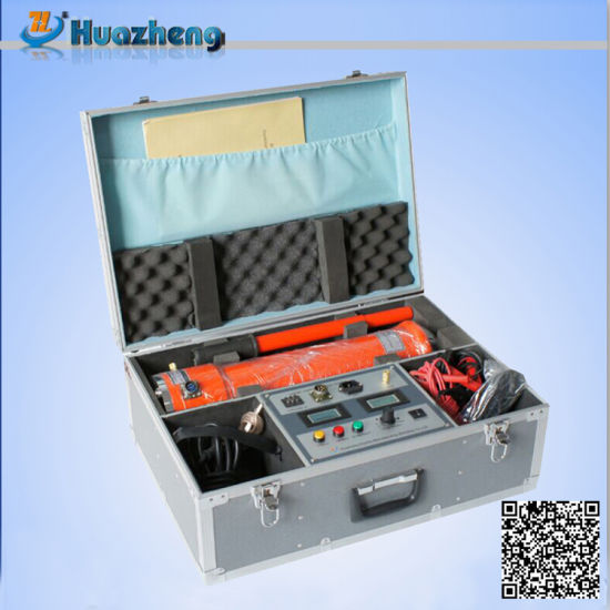 Cheapest Price Hzzgf Series Power Frequency High Voltage DC Generator pictures & photos